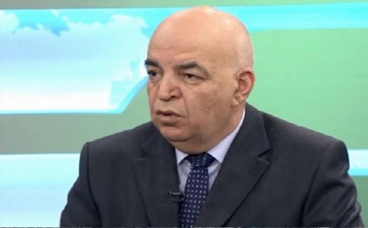 General Aydəmirov: