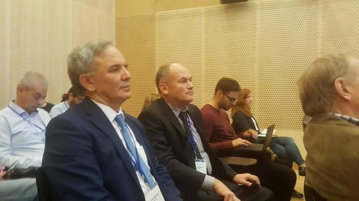 Əflatun Amaşov  Avropa Mətbuat Şuraları Alyansının illik toplantısında iştirak edib