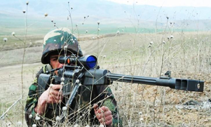 Ermənistan atəşkəs rejimini 117 dəfə pozub