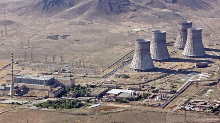 Avropa İttifaqı Ermənistandan Metsamor AES-i bağlamağı tələb edir