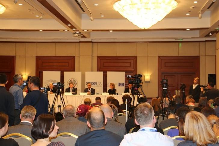 Azay Quliyev ATƏT-in Qırğızıstandakı seçkilərlə bağlı rəyini açıqladı-