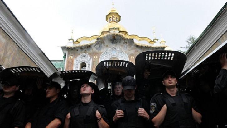 Saakaşvilinin tərəfdarları Kiyevdə etiraz edir