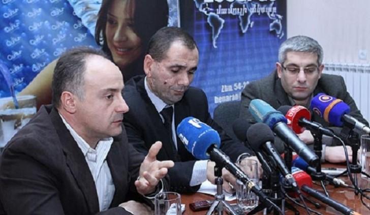 BMT rəsmisi Sarkisyanın dediklərini yalanladı