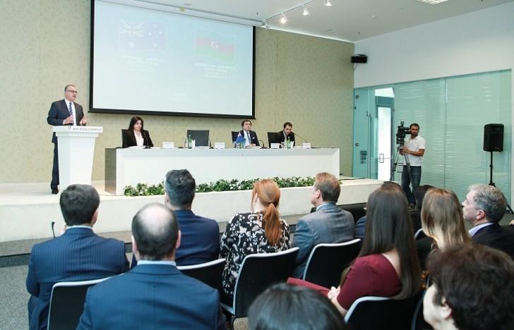 Azərbaycan-Avstraliya biznes forumu keçirilib