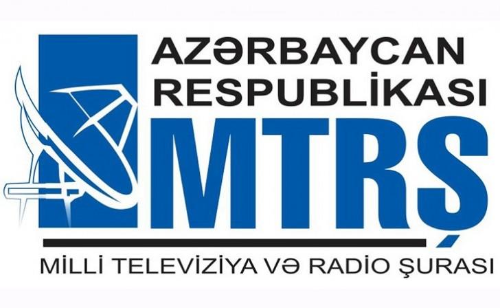 MTRŞ 11 quruma yayım lisenziyası verdi-