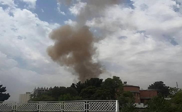 Əfqanıstanda iki məsciddə törədilən partlayışlarda 59 nəfər ölüb