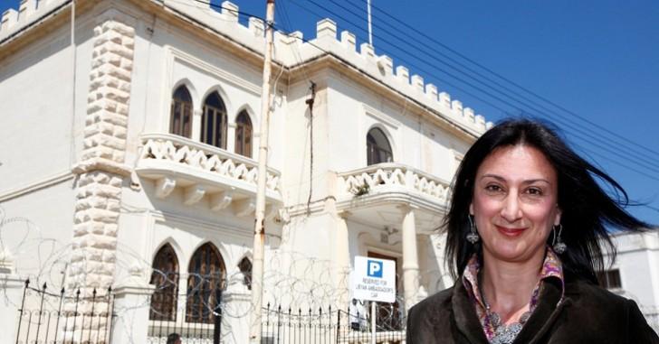 Maltalı jurnalist neftə görə öldürülüb