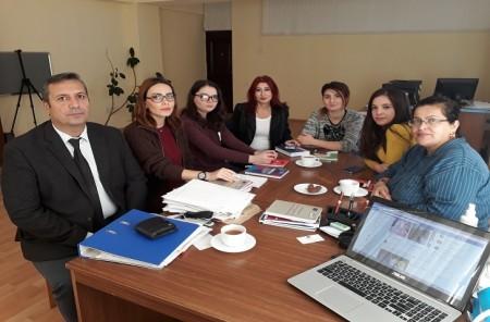 JuHi Gender Qrupunun toplantısı keçirilib