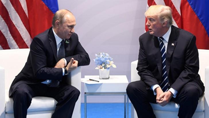 Putin Trampla sabah görüşəcək