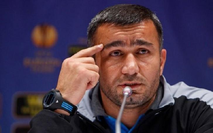 """Qurban Qurbanov """"Çelsi"""" ilə oyundan əvvəl iddialı danışdı"""