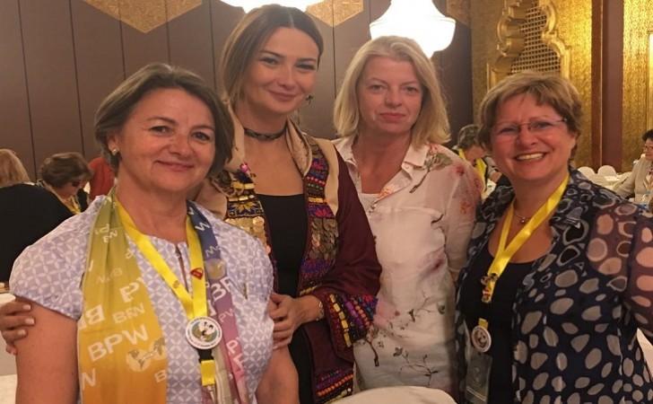 Qənirə Paşayeva Avstriya, İsveç, İsveçrənin tanınmış təşkilat rəhbərləri ilə Qarabağdan danışıb