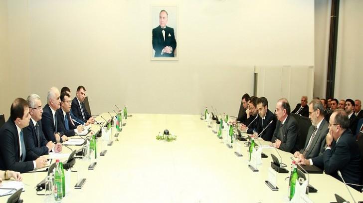Azərbaycan- Braziliya iqtisadi əlaqələri müzakirə edilib