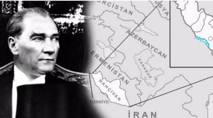 Atatürkün böyük önəm verdiyi sərhəd qapısı-