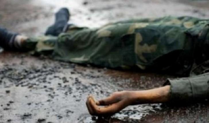 Erməni zabiti döyüldü