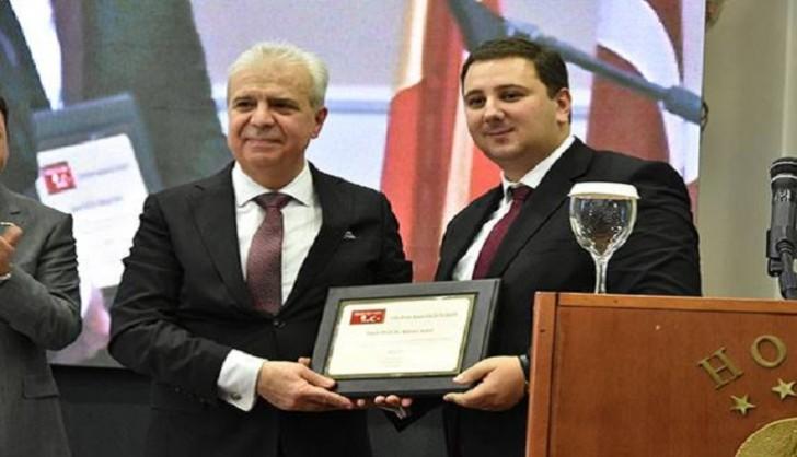 Makedoniya Türk Hərəkat Partiyasının lideri: