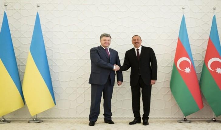 İlham Əliyev Ukrayna prezidenti ilə görüşəcək
