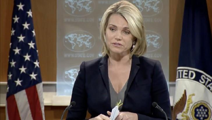 ABŞ Dövlət Departamenti Ərdoğanın ittihamlarına cavab verib