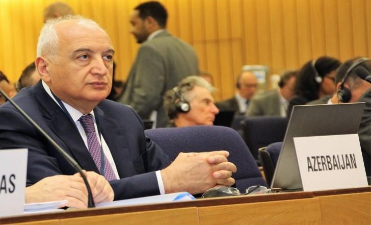 Qüdrət Qurbanov BDT-nın 30-cu assambleyasının sessiyasında iştirak edəcək.