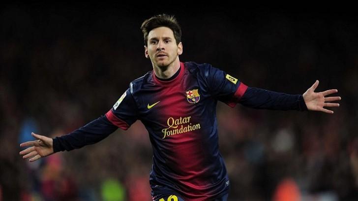 """Messi """"Barselona"""" ilə müqaviləni 2021-ci ilədək uzadıb"""