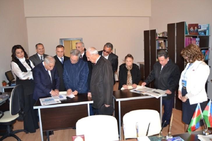 """""""Həsən bəy Zərdabi. Seçilmiş məqalələri və məktubları"""" kitabı təqdim edilib"""