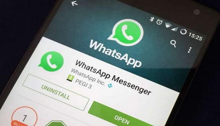 """""""WhatsApp""""dan səsli mesajlarla bağlı"""