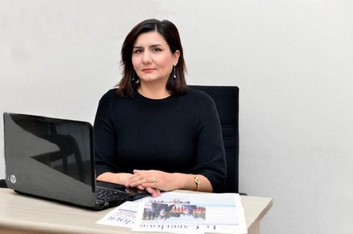 Zeynab Kazımova yeni vəzifəyə təyinat alıb