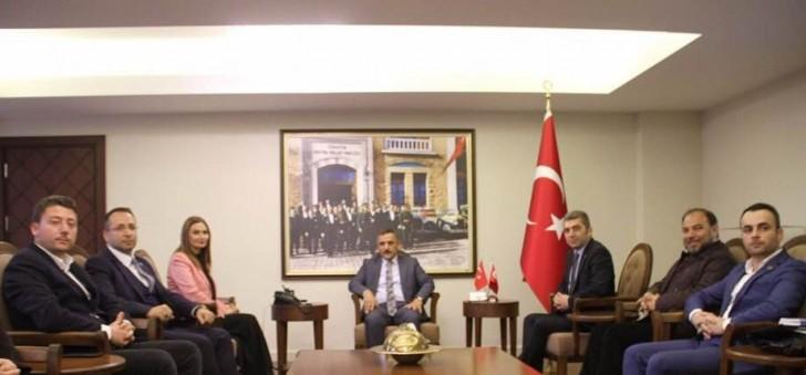 Qənirə Paşayeva Samsun valisi, Bafra Kaymakamı, QHT və KİV-lərlə görüşdə Qarabağdan danışıb-