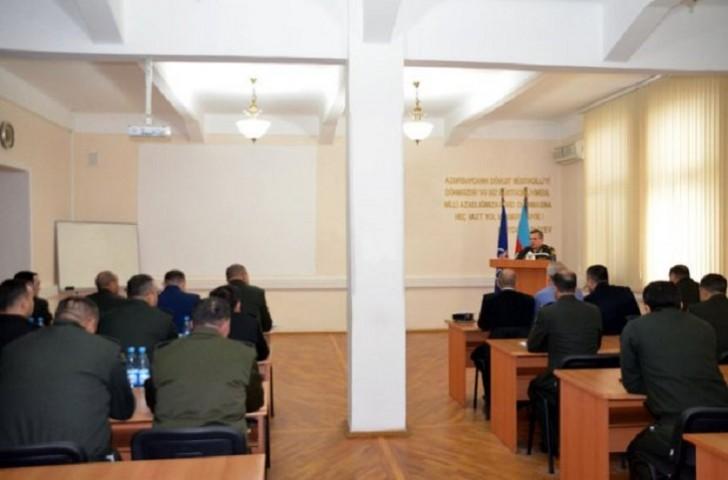 NATO Bakıda Azərbaycan hərbçilərinə təlim keçir