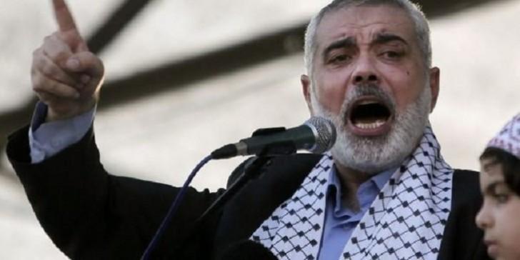 Həmas lideri Fələstin xalqını üsyana çağırdı