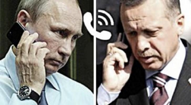 Ərdoğan Trampın Qüds qərarını Putinlə müzakirə edəcək