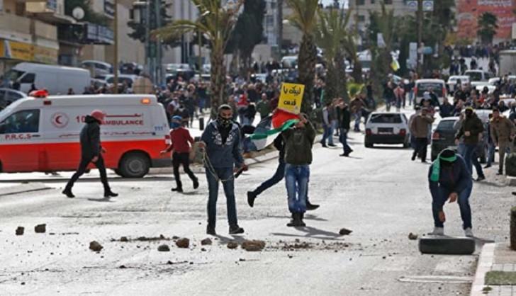 İsrail və Fələstin qüvvələri arasında toqquşma başlayıb-