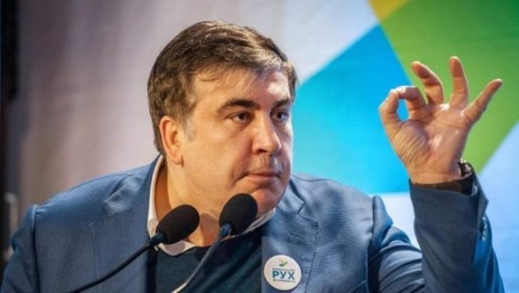 Saakaşvili həbs olundu: