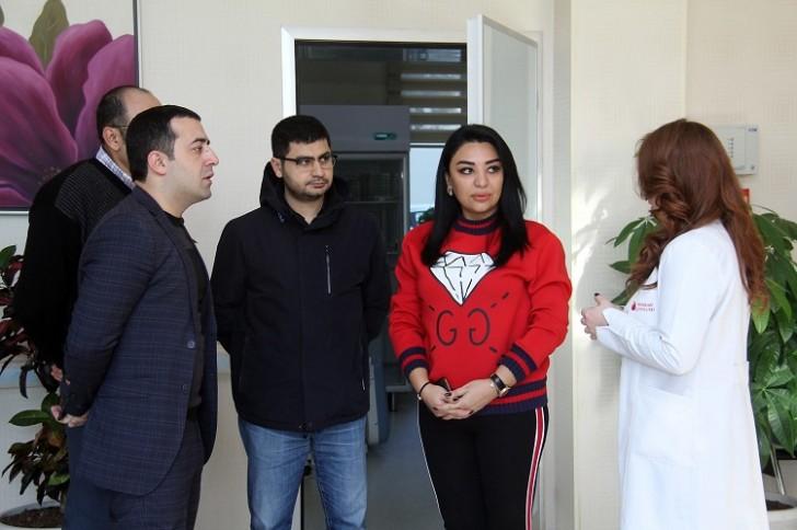 Azərbaycan Alpaqut Federasiyası qanvermə aksiyası keçirdi-