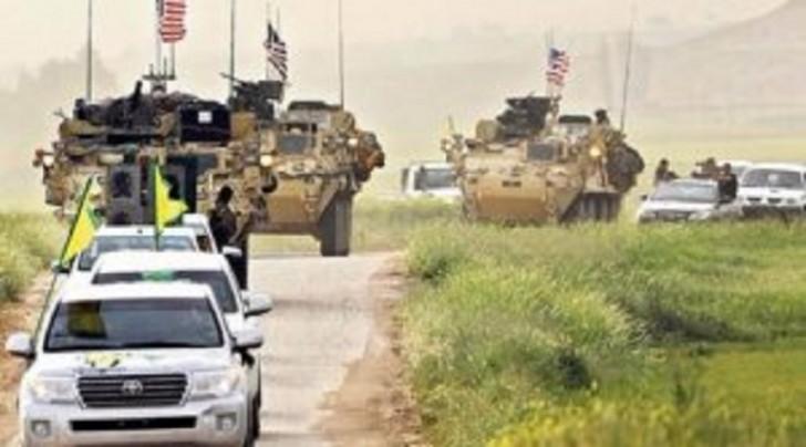 ABŞ PKK-nın Suriyadakı qoluna yarım milyard dollar ayırdı