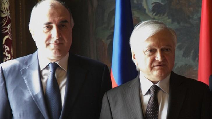 Məmmədyarov və Nalbandyan yenidən görüşəcək-