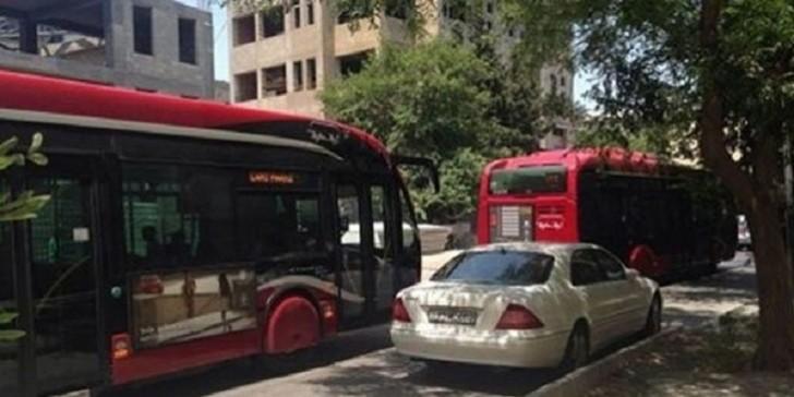 """""""Baku Bus"""" avtobusları sərnişinlərdə narazılıq yaratdı-"""