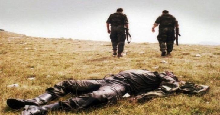İşğalçı ordunun əsgəri xidmət yoldaşını öldürüb