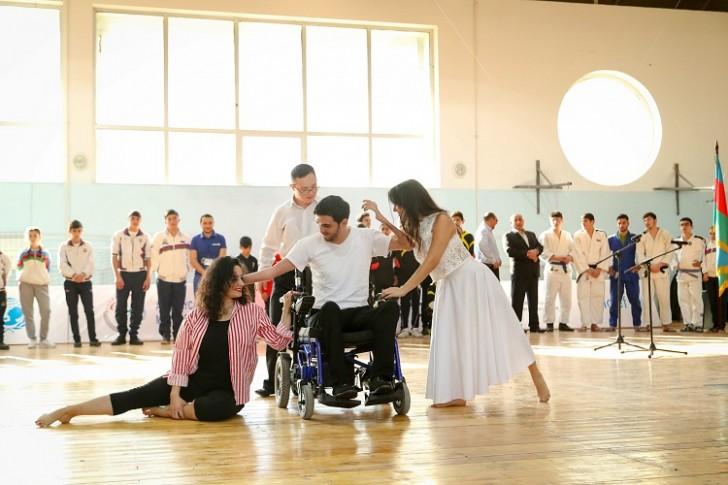 Azercell-in dəstəyi ilə III Uşaq Paralimpiya İdman Oyunları keçirilib-