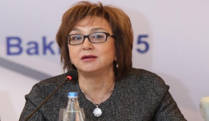 """Məleykə Abbaszadə Dövlət İmtahan Mərkəzini """"sosial lift"""" adlandırdı"""