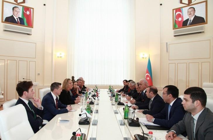 Böyük Britaniya Azərbaycanda ən böyük investordur