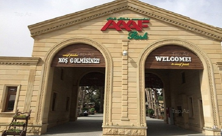 """""""AAAF Park""""da 120 ailə soyuqdan donur"""