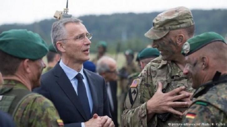 NATO Rusiya təhlükəsinə qarşı qüvvələri üçqat artırdı