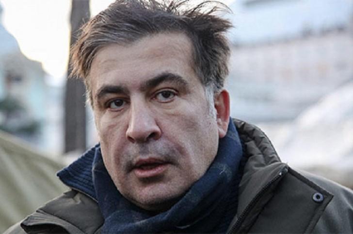 Kiyevdə Saakaşvili tərəfdarlarının yürüşü başladı