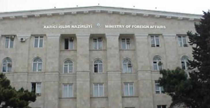 XİN-dən Ermənistan parlamentinin spikerinə sərt cavab