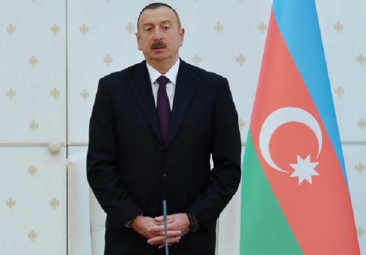 """İlham Əliyev 2018-ci ili """"Azərbaycan Xalq Cümhuriyyəti İli"""" elan etdi"""