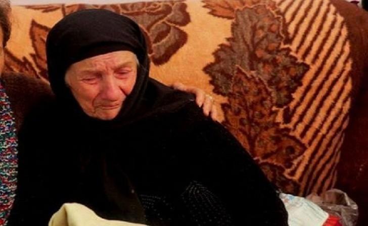 Goranboyda tapılan 104 yaşlı qadın Çeçenistana göndərilib