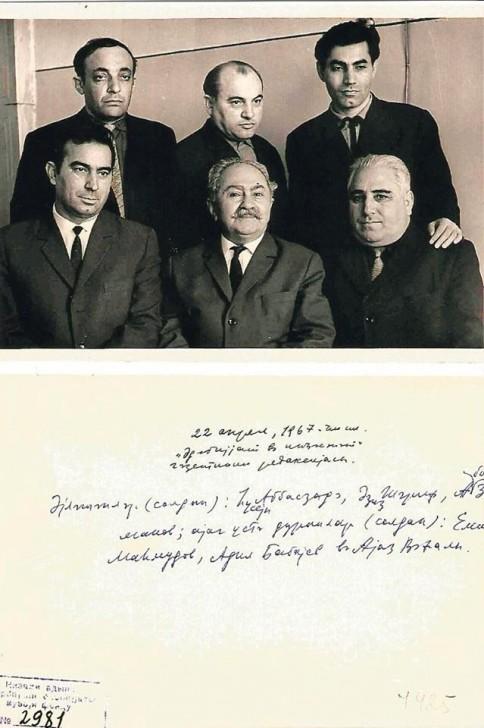 Abbas Zamanov Naxçıvanın Ermənistana birləşdirilməsinin qarşısını necə aldı?