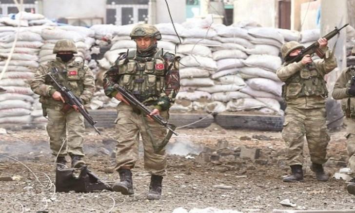 Türkiyə ordusu tam döyüş hazırlığı vəziyyətinə gətirildi