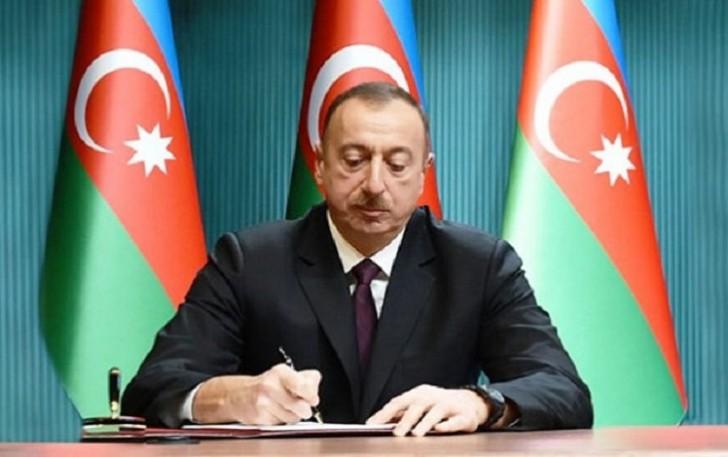 İlham Əliyev azərbaycanlıların soyqırımının 100 illiyi haqda sərəncam imzaladı