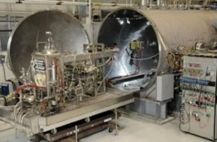 NASA kiçik ölçülü nüvə reaktoru hazırlayır